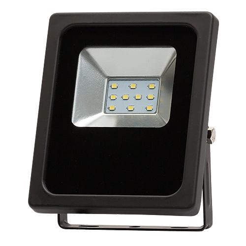 PROIECTOR LED SLIM, IP65, 10W, 2700K, 90-260V AC, LUMINA CALDA-0