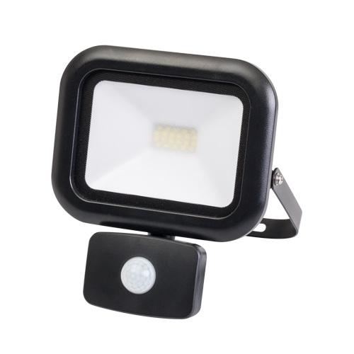 Proiector LED cu senzor, 20W, 4000k, 220V, IP44, SMD2835, lumina neutra