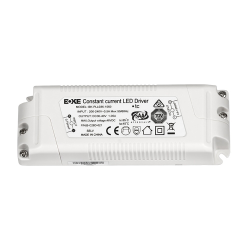Sursa de alimentare pentru panouri LED, 45W, nedimabil, 1050mA