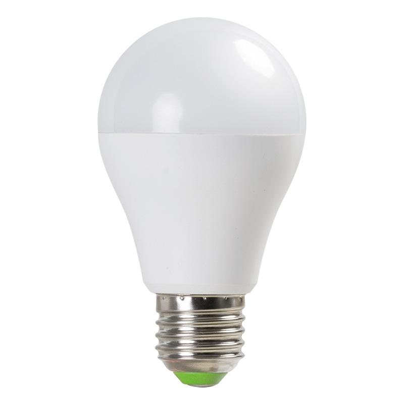 Bec LED inteligent cu senzor de control lumina,  6W,  E27, 4200K, lumina neutra