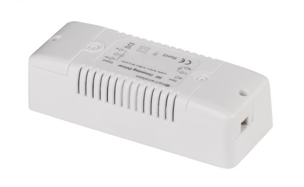 Sursa de alimentare dimabila SMART 2.4G RF, pentru banda LED monocolora, 2x8A, 192W (12 V DC); 384W (24 V DC)-0