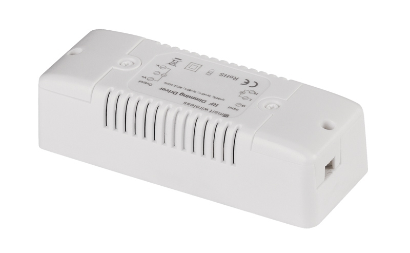 Sursa de alimentare dimabila SMART 2.4G RF, pentru banda LED monocolora, 2x8A, 192W (12 V DC); 384W (24 V DC)