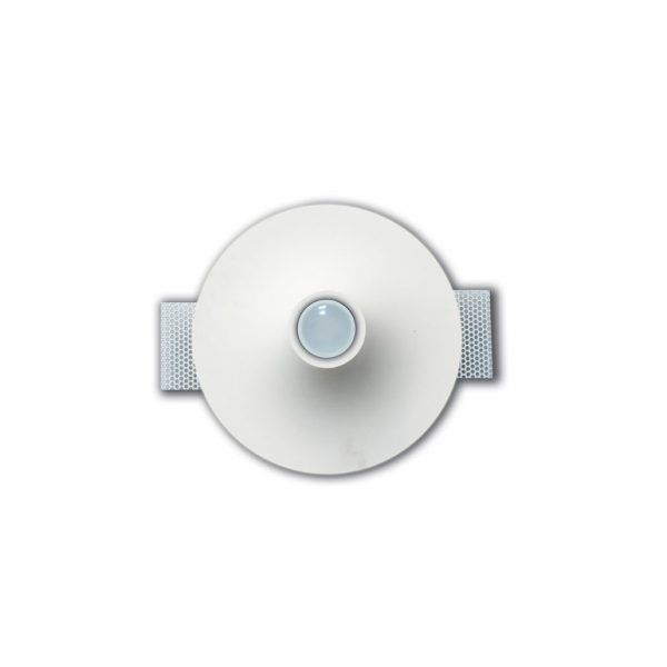 Corp Spot Gips, rotund, incastrabil, alb, IP20-6550