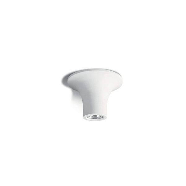 Corp Spot Gips, rotund, incastrabil, alb, IP20-6549