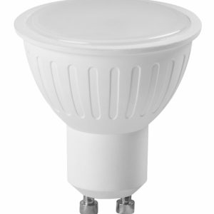 Spot LED 6W, GU10, 220V, 4200K, lumina neutra-0