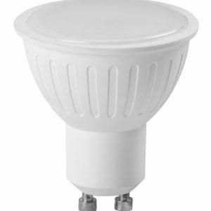 Spot LED 6W, GU10, 220V, 2700K, lumina calda-0