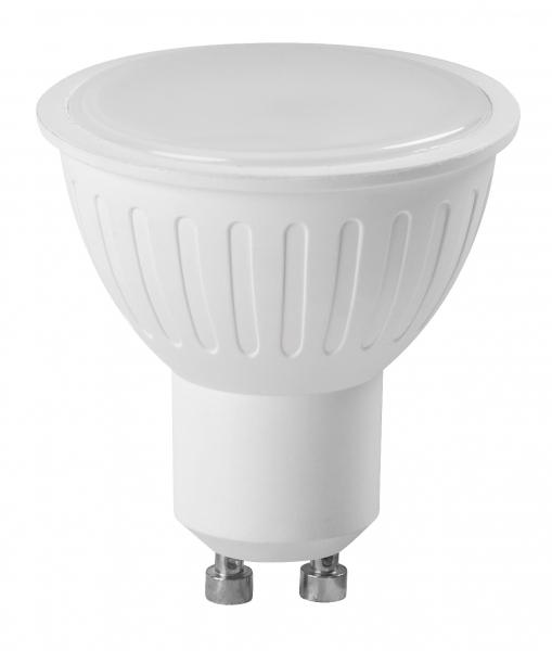 Spot LED 6W, GU10, 220V, 2700K, lumina calda