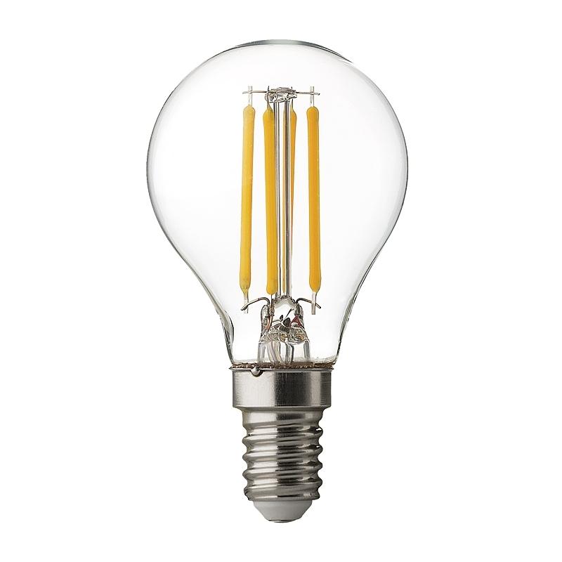 BEC LED, Filament Dimabil 4W,E14, 4200K