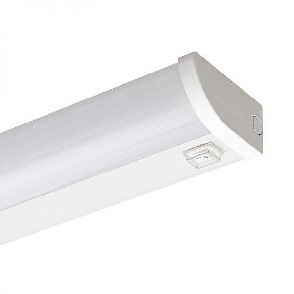 Corp de iluminat led, liniar, slim, 22W, 4200K, IP44, cu INTRERUPATOR-6748